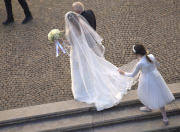 wedding dress personality
