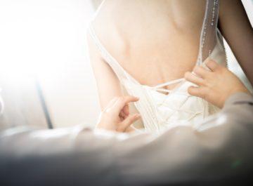 wedding dress size