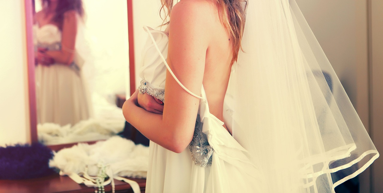 wedding dress tips