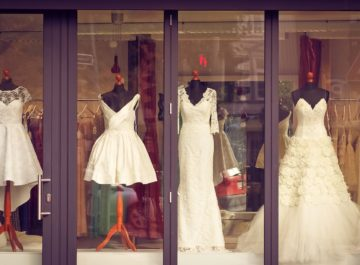 How much does a seamstress charge to make a wedding dress?